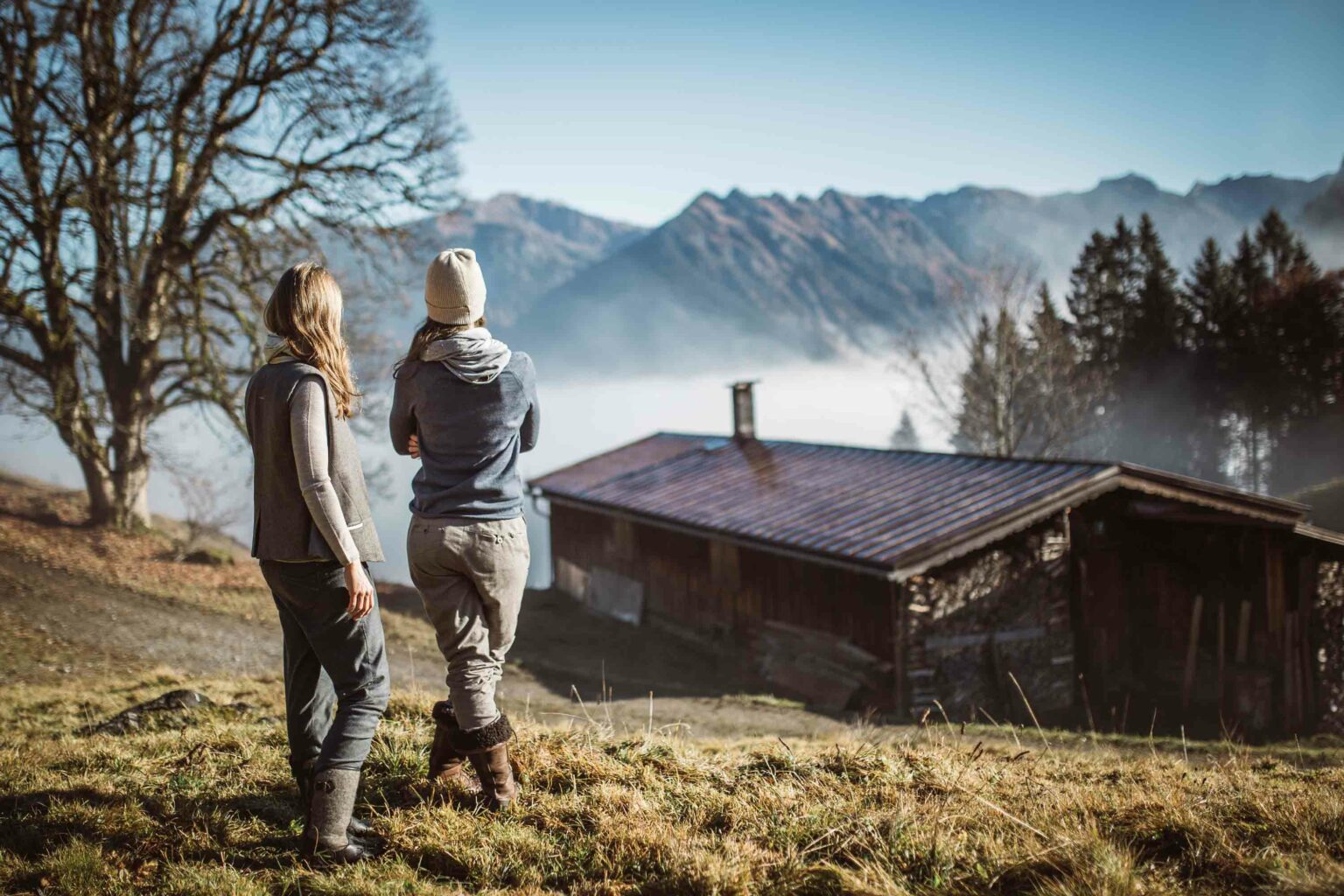 Grenzgang Südtirol Allgäu Fair Organic Fashion Alpin Lifestyle ethical sustainable nachhaltig