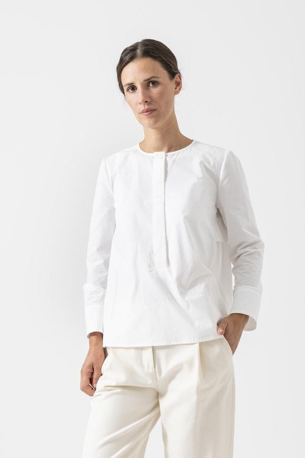 Bluse Cara von Grenzgang Slow Organic Fashion