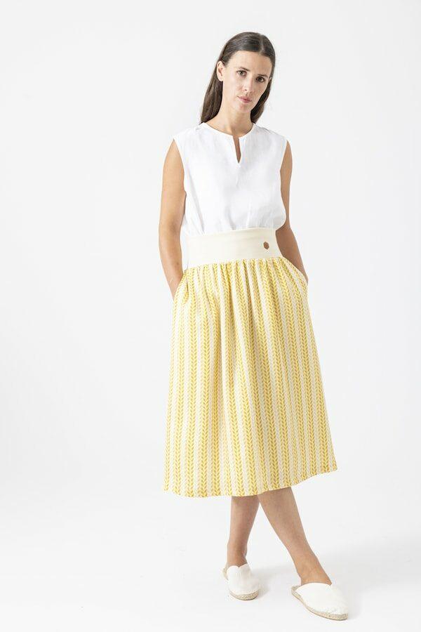 Rock Lynn von Grenzgang Slow Organic Fashion