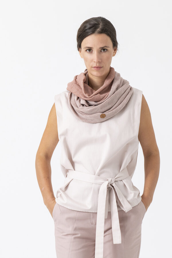 Loop Maxi von Grenzgang Slow Organic Fashion
