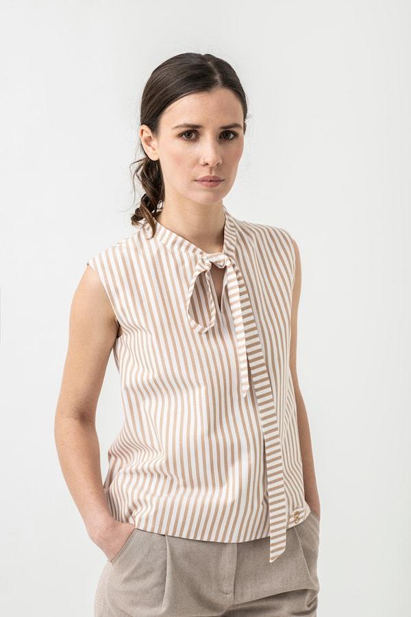 Bluse Clementine von Grenzgang Slow Organic Fashion